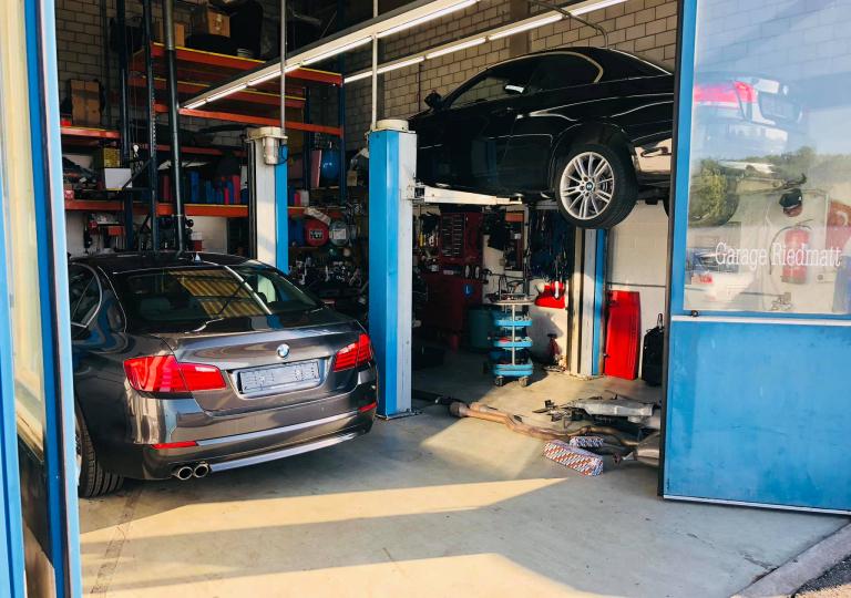 Garage Riedmatt